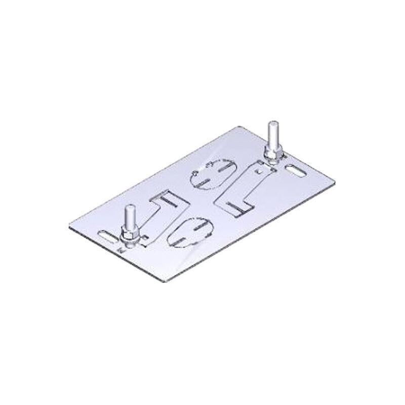 CAME pièce détachée base fixation motoréducteur sdn bxl 119rib004 - Came