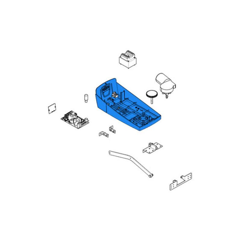 CAME pièce détachée base réducteur ver lpus 88001-0040 - Came