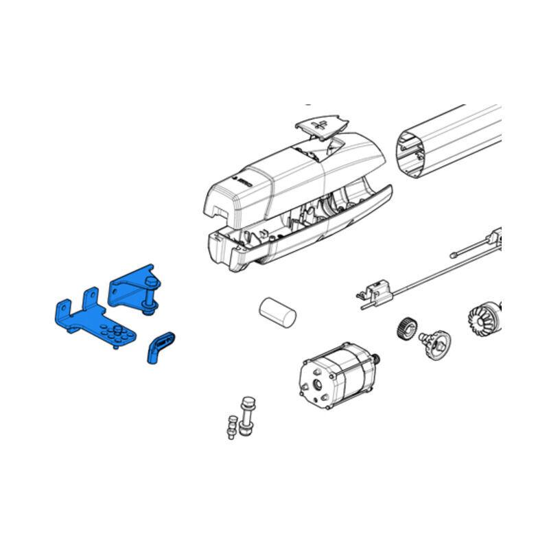 CAME pièce détachée boîtier accessories ats30-50 88001-0238 - Came