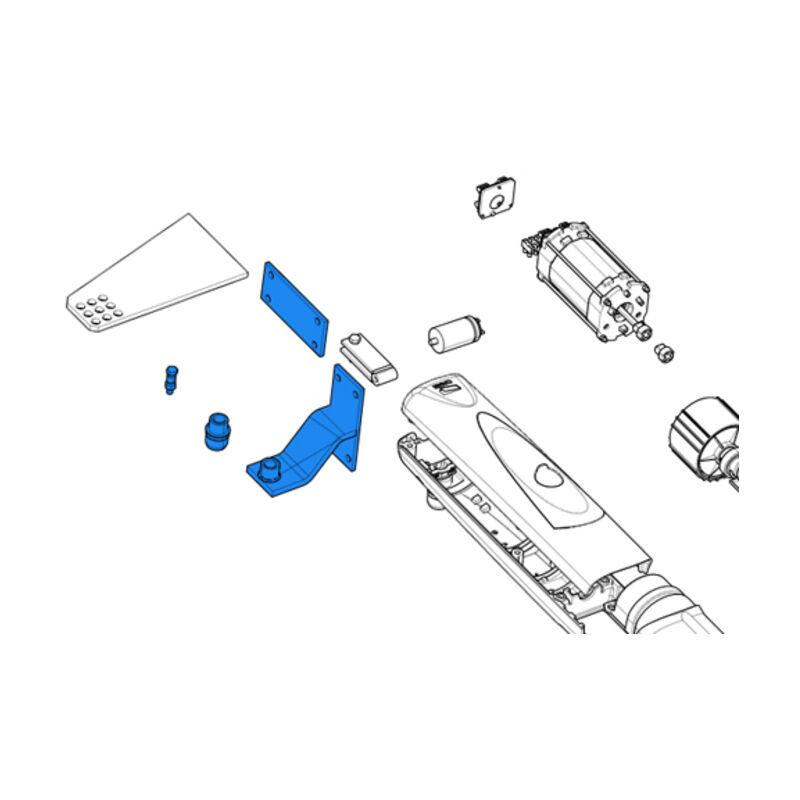 CAME pièce détachée boîtier accessories axo 5/7 88001-0156 - Came