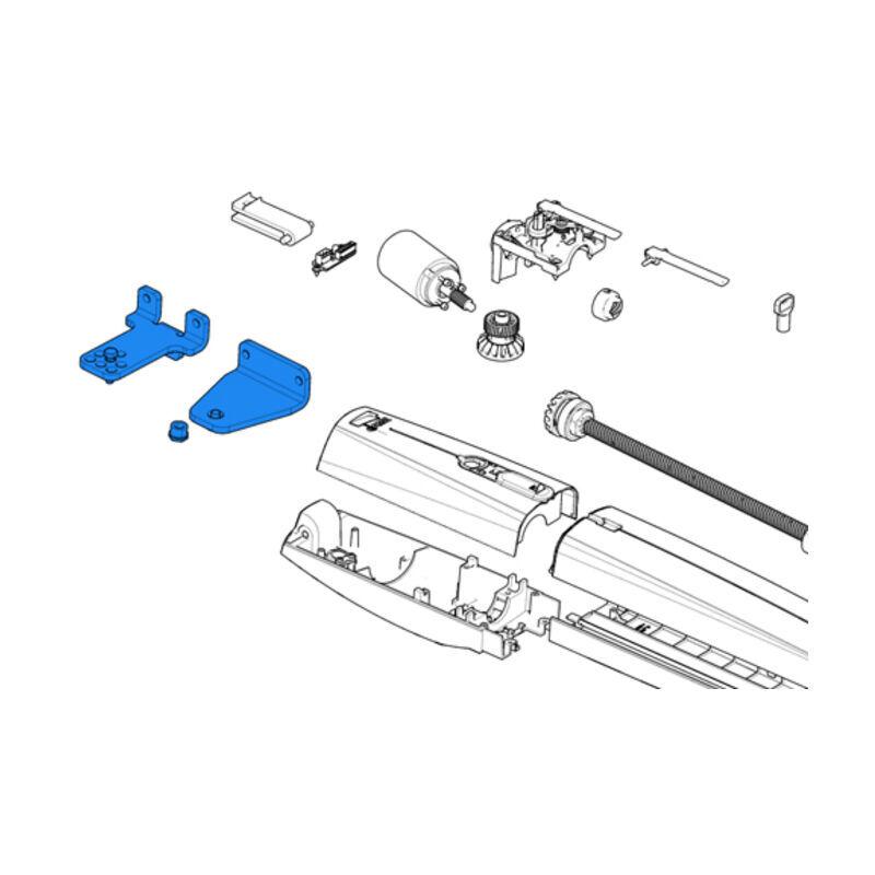 came pièce détachée boîtier accessories série axl axi swn 88001-0159