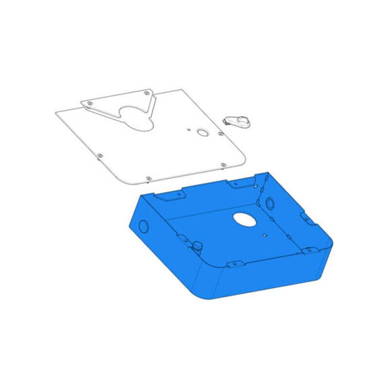 came pièce détachée caisse de fixation myto 119ria092