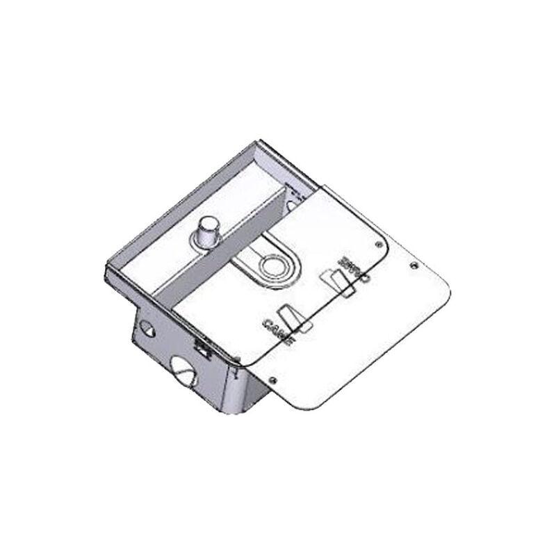 CAME pièce détachée caisson de fondation et couvercle frog cf 119ria029 - Came