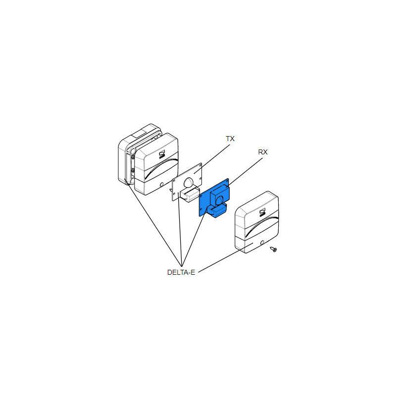 CAME pièce détachée carte électronique rx delta-e 119rir380 - Came