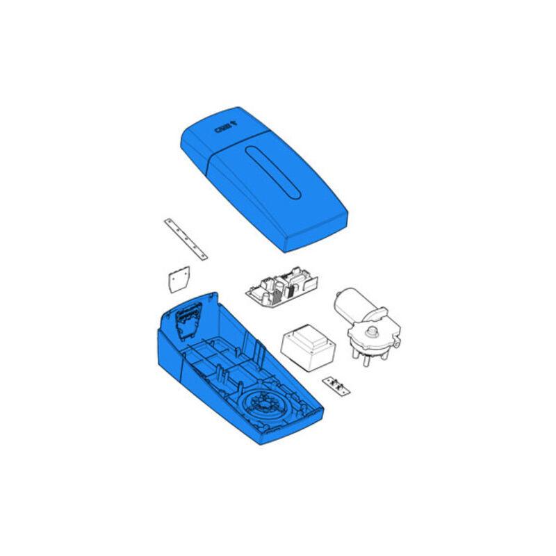 CAME pièce détachée couvercle et base motoréducteur ver 88001-0211 - Came