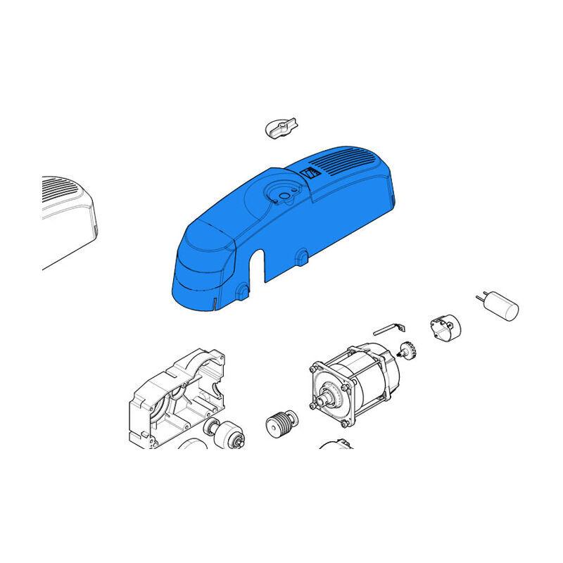 CAME pièce détachée couvercle motoréducteur emega 119rie051 - Came