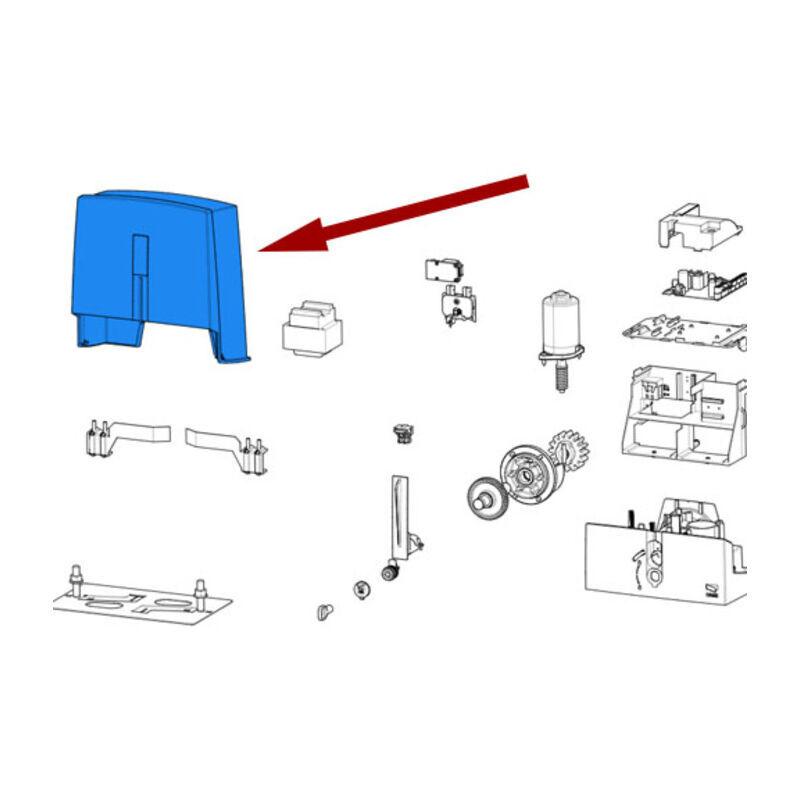 CAME pièce détachée couvercle motoréducteur ral 7024 bxl 88001-0076 - Came