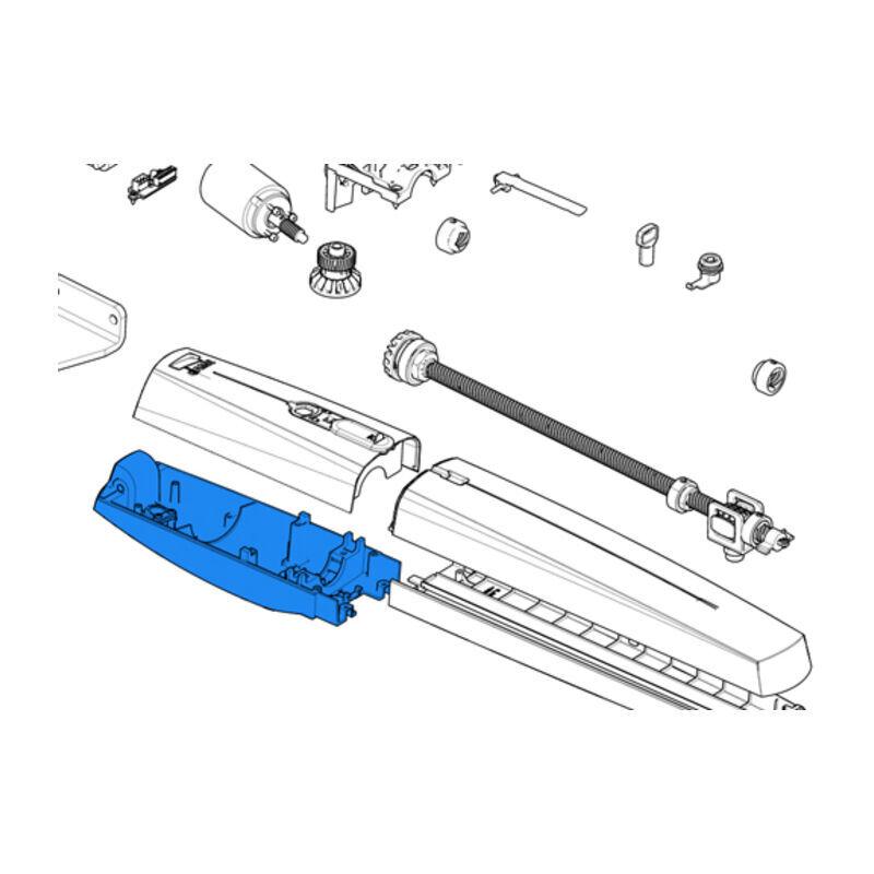CAME pièce détachée demi-caisse axi swn20-25 88000-0021 - Came