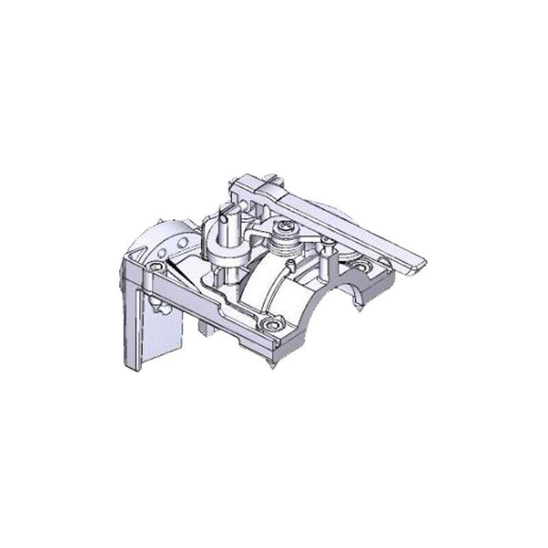 CAME pièce détachée demi-coque réducteur axi20-25 119rid492 - Came