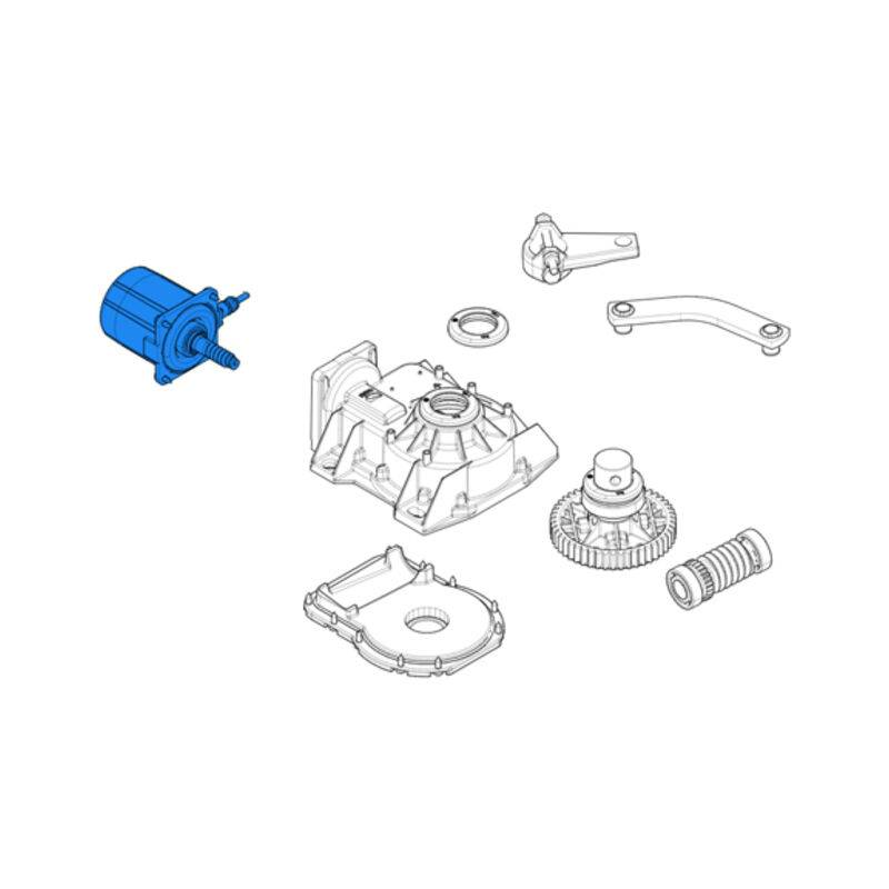 CAME pièce détachée du groupe moteur pour frog-al 119ria063 - Came