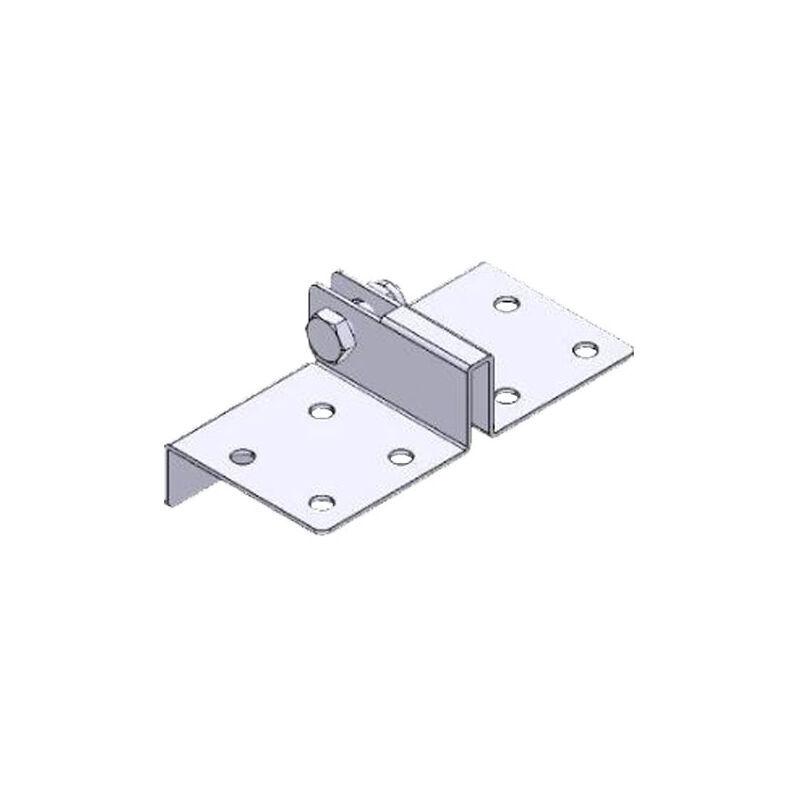 CAME pièce détachée étrier fixation porte ver 119rie043 - Came
