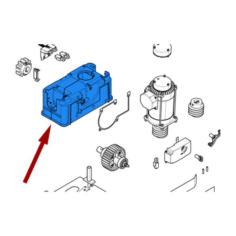 CAME pièce détachée groupe demi-boîtiers bk 88001-0091 - Came