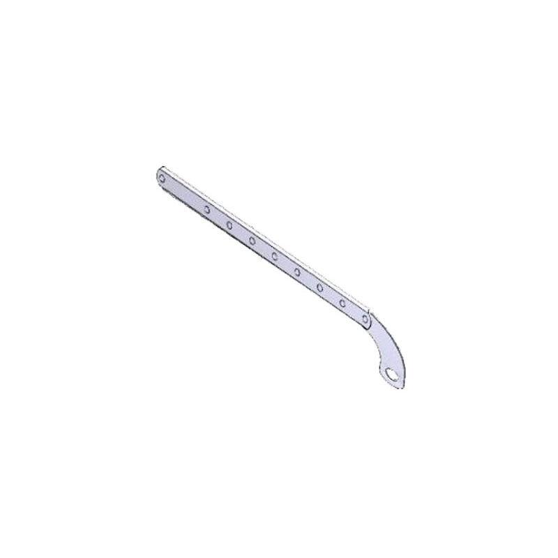 CAME pièce détachée levier de transmission courbé v6000 119rie173 - Came