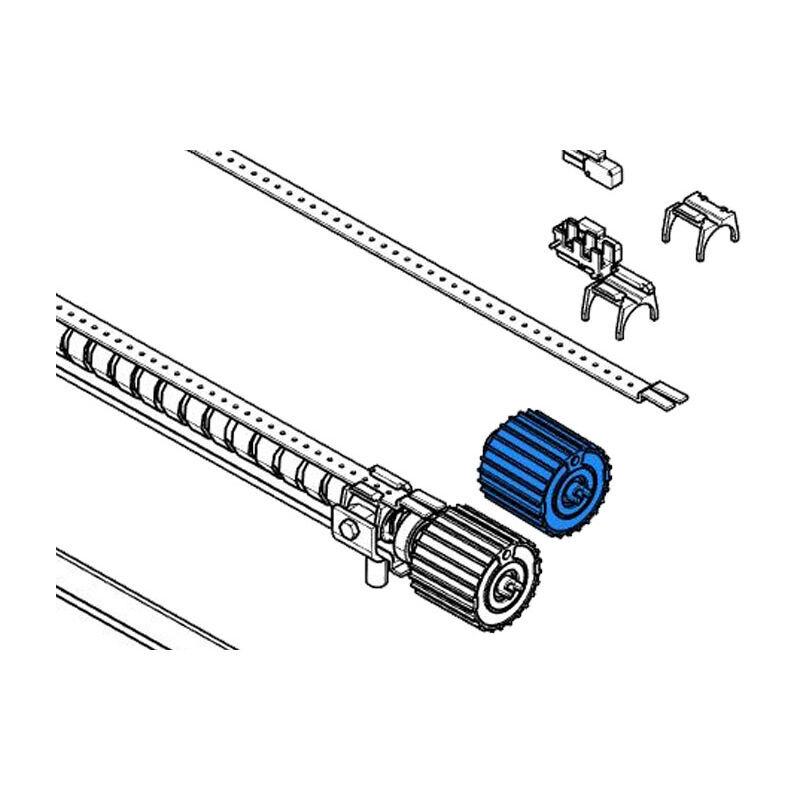 CAME pièce détachée mécanisme réduction ati 88001-0223 - Came