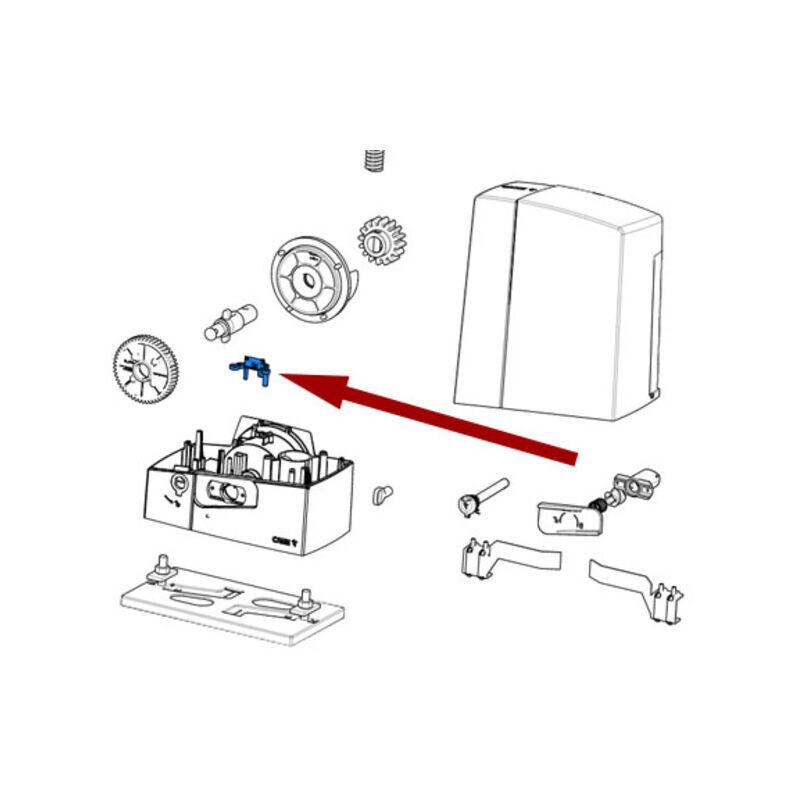 CAME pièce détachée microinterrupteur sécurité déverrouillage bxv 88001-0168 - Came