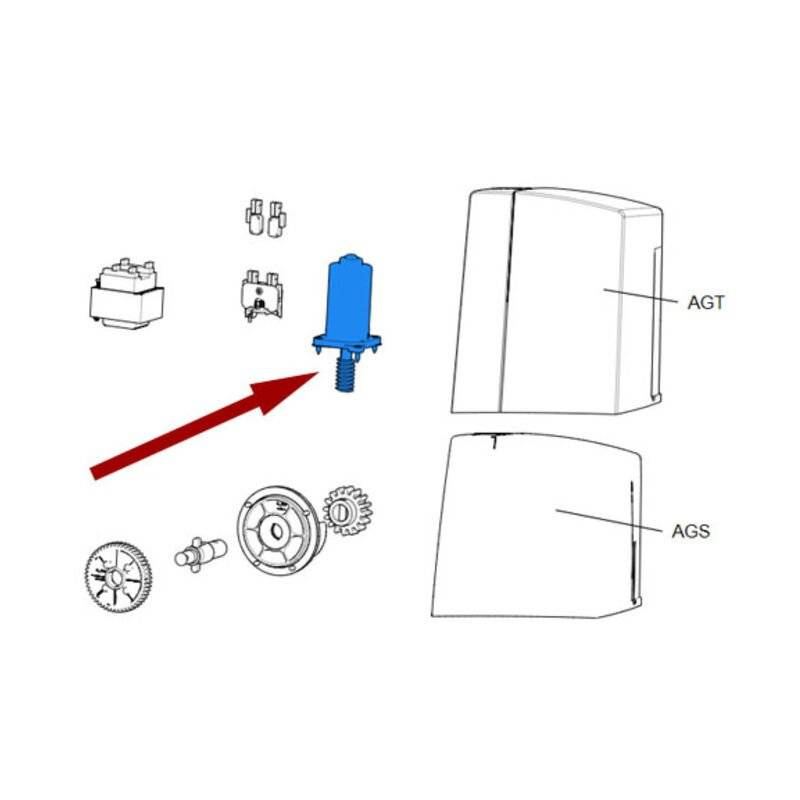 CAME pièce détachée moteur bxv sdn 119ribs019 - Came