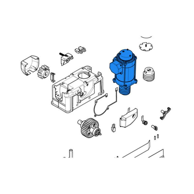 CAME pièce détachée moteur électrique bk 88001-0205 - Came