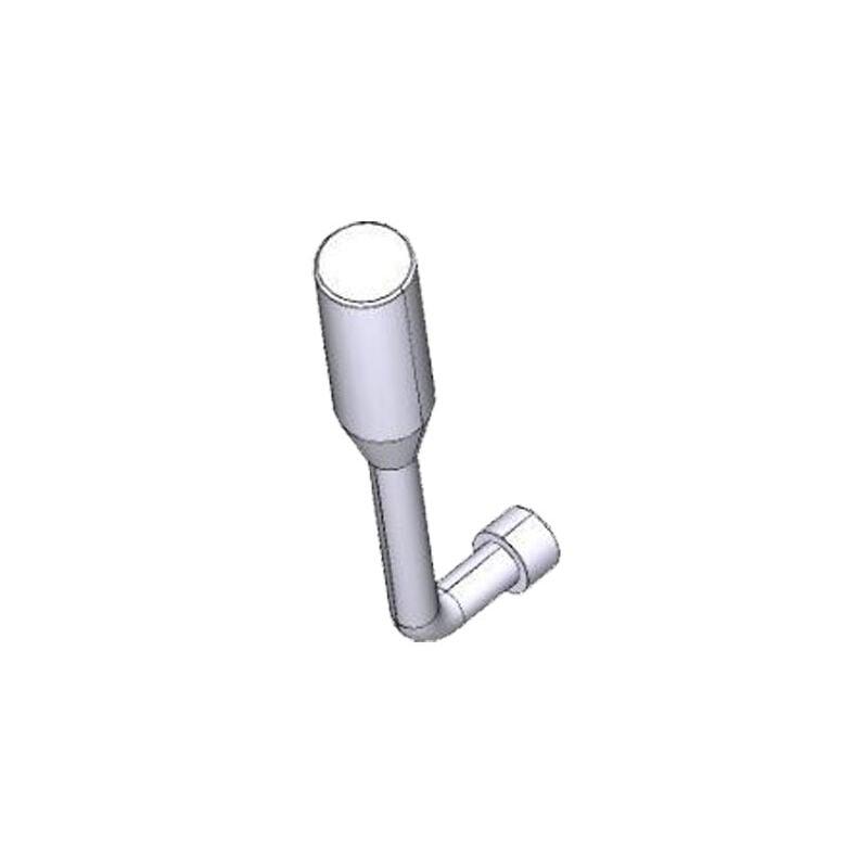 CAME pièce détachée paquet 5 pc clé à levier frog 119ria047 - Came