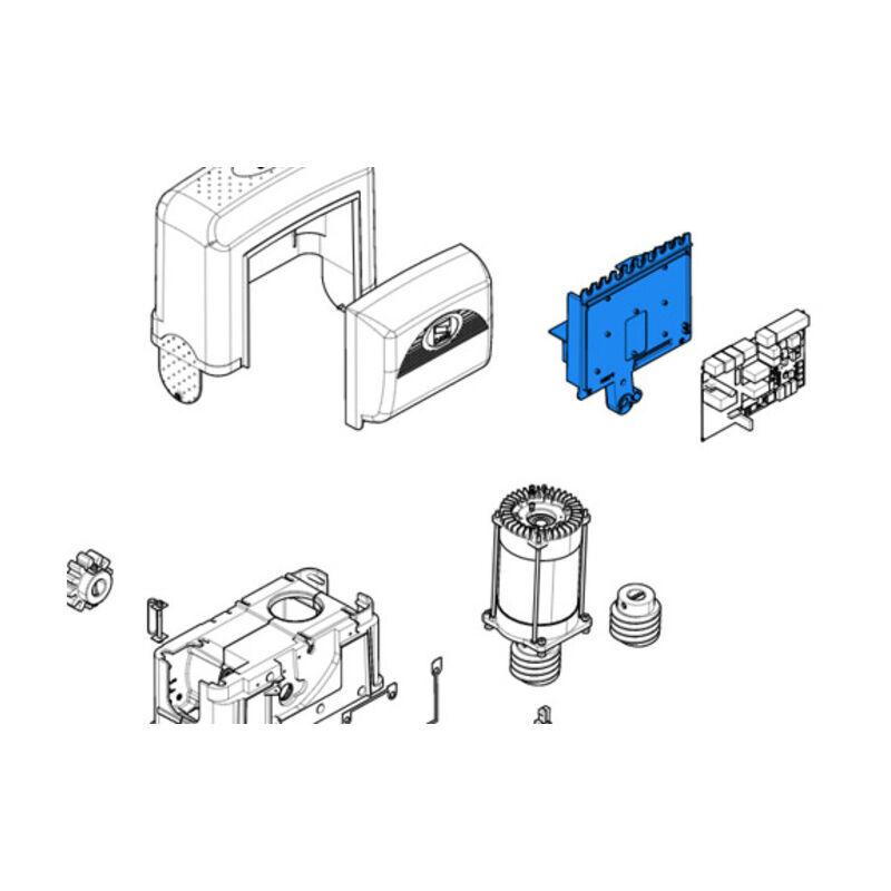 CAME pièce détachée support carte bk 88001-0094 - Came