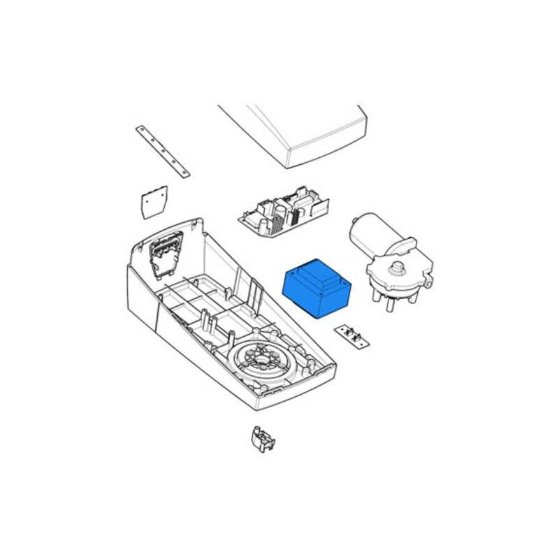 CAME pièce détachée transformateur ver 88001-0212 - Came