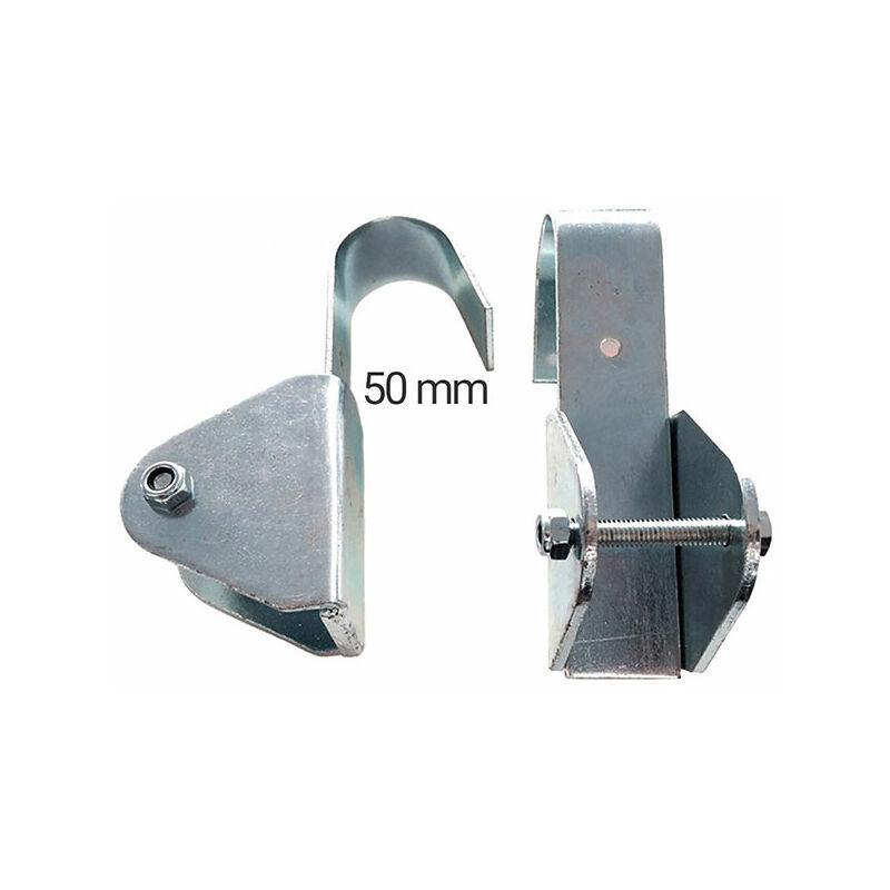 ECHELLE DIRECT - MATISERE Echelle Direct-matisere - Crochets en acier pour échelle aluminium (vendus par