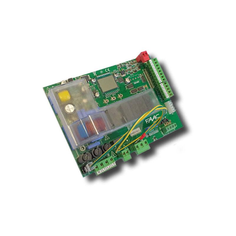 faac carte électronique e844 3ph 400v ac 202073 (ex 202254 et 790862)