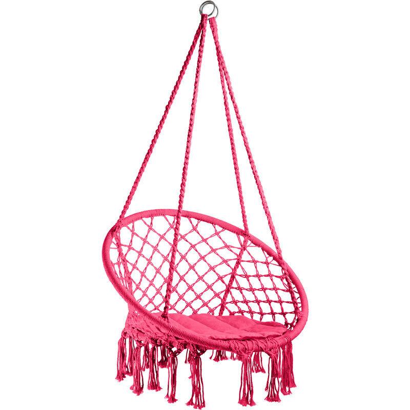 Tectake - Fauteuil suspendu JANE - hamac chaise, hamac suspendu, chaise