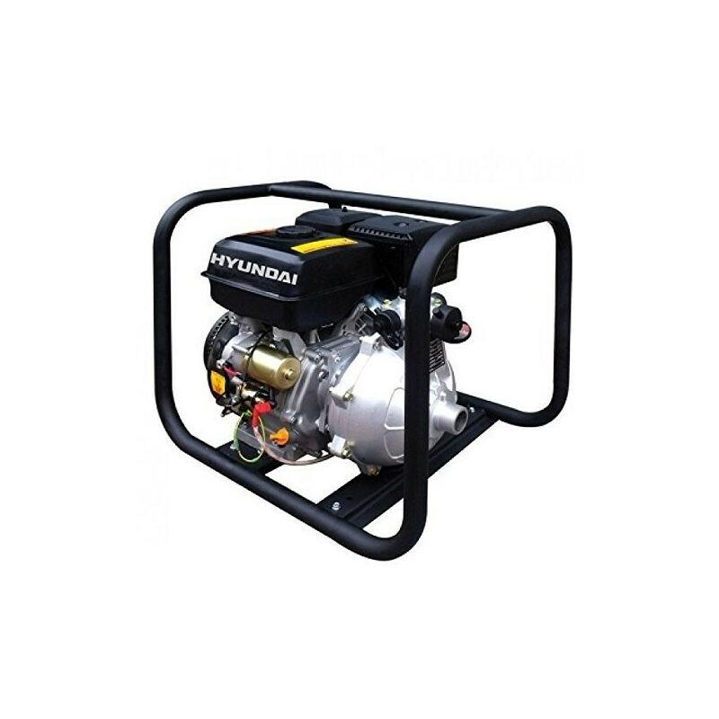 Hyundai E - HYUNDAI motopompe thermique-210cc-HYH40-e