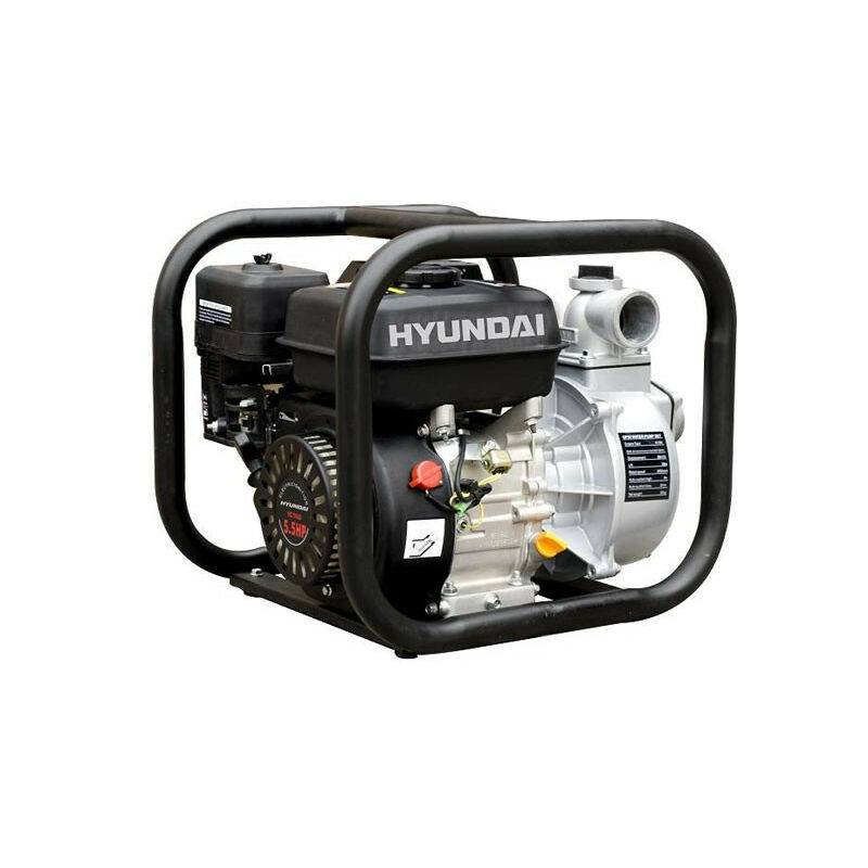 HYUNDAI E HYUNDAI motopompe thermique-210cc-HYT80-e