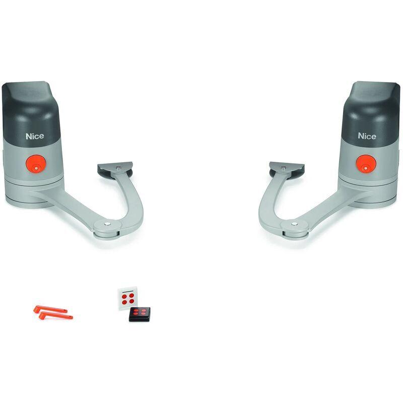 NICEHOME Motorisation portail battant MAESTRO START KIT 200 - MAESTRO200ST/FR06 Nice