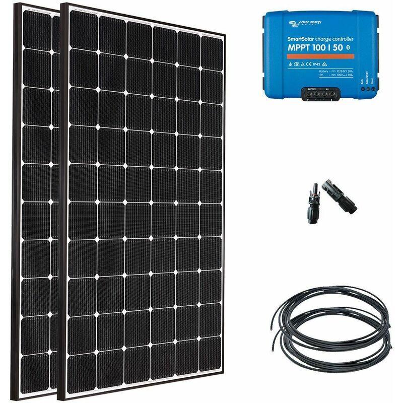 MYS Kit solaire nautisme 2x365w (730w) - 12 ou 24v
