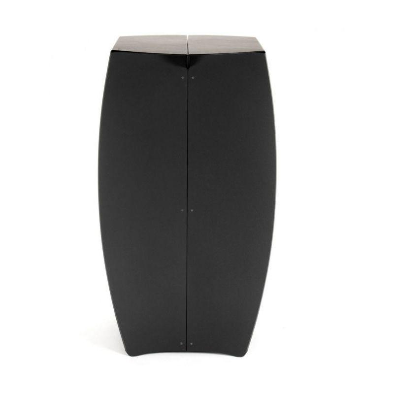 FLUX Mange Debout design FLUX Column 109 cm - Noir - Extérieur - Noir