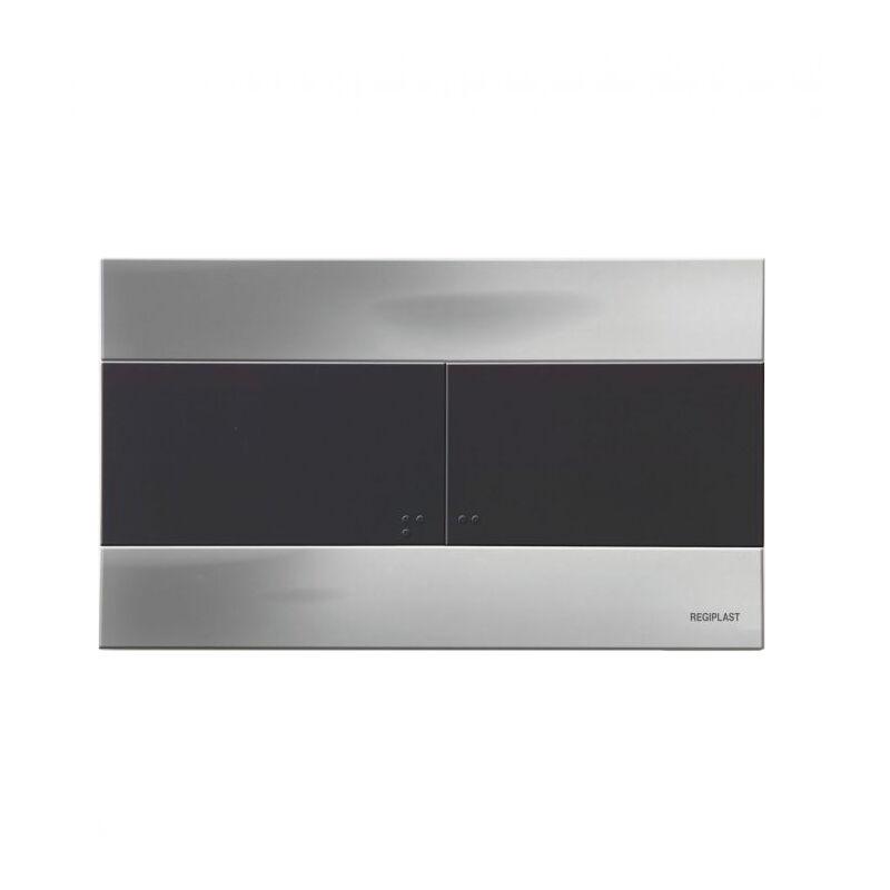 REGIPLAST Plaque de commande CASINO BLACK JACK - Double touche 3/6L