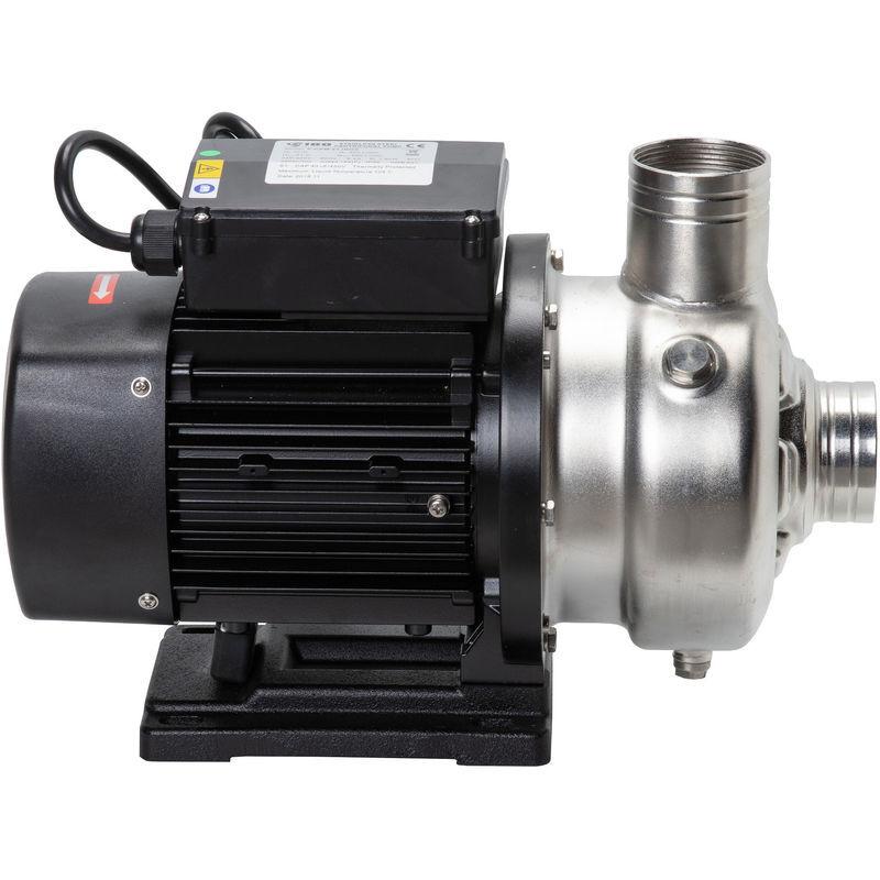 IBO - Pompe centrifuge F-CPM 26 INOX 2200W 230V 710 L/min eaux chargées