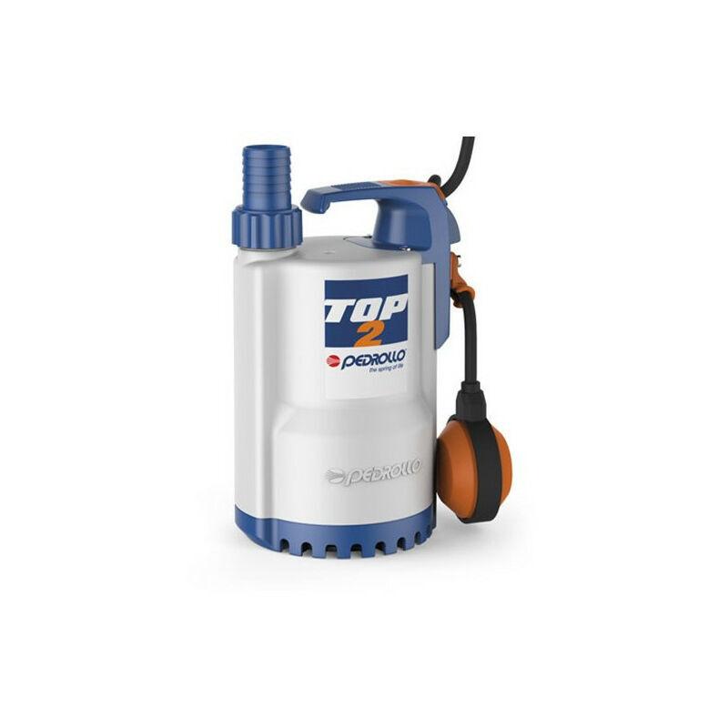 PEDROLLO Pompe de relevage Pedrollo TOP5N 0,92 kW jusqu'à 21,6 m3/h monophasé 220V