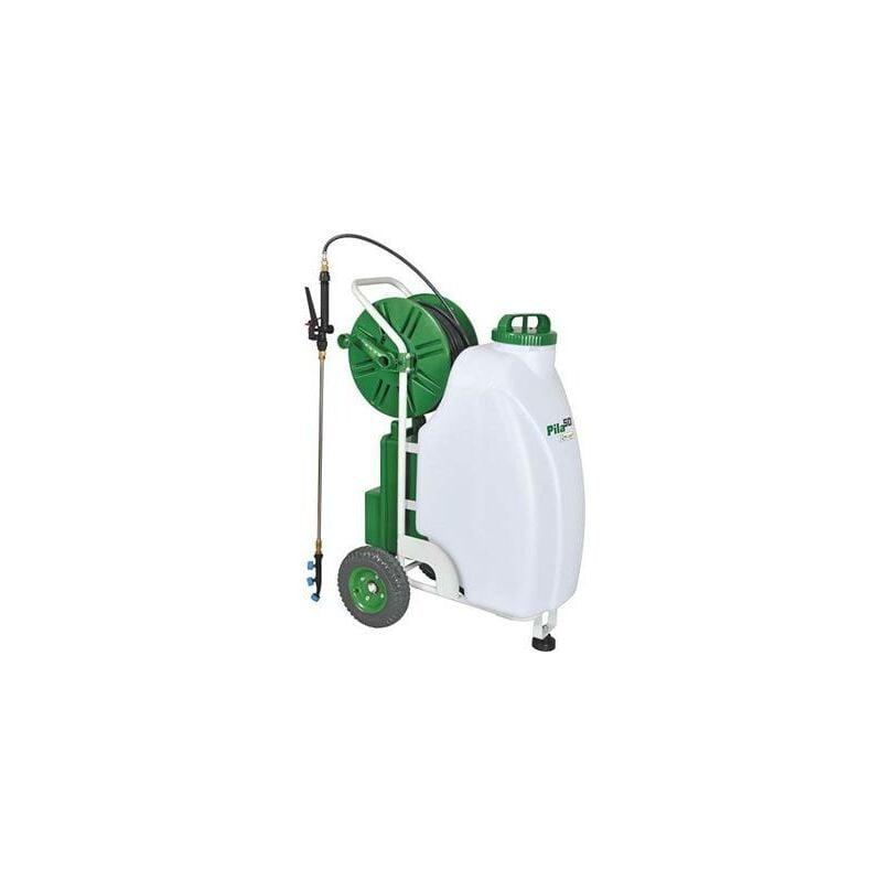 DEWALT Pulvérisateur électrique sur roues 50 Litres 12 V 8A