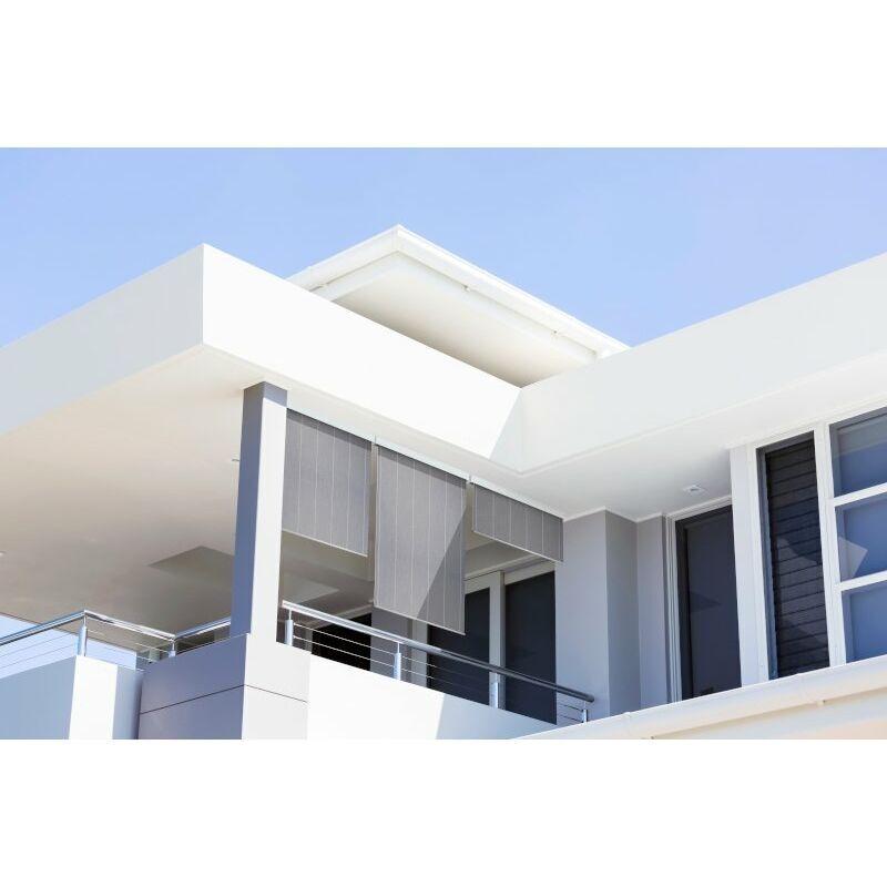ICI STORE Store Extérieur Vertical 360x230 cm Dickson Naples Grey ORC D113 - Armature