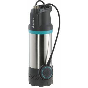 Gardena - Pompe immergée 5900/4 inox - 900 W - Publicité