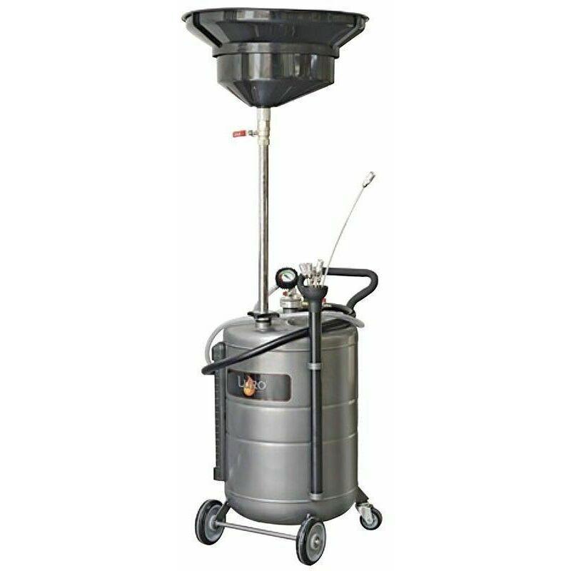LURO Aspirateur – récupérateur d'huile 100 litres - Luro