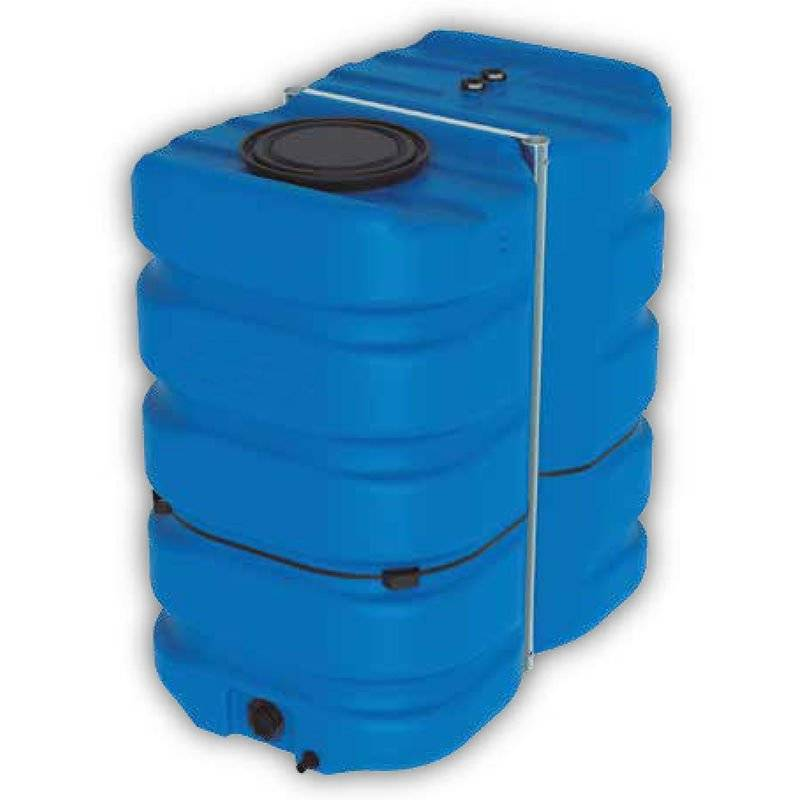SCHUTZ Cuve à eau aérienne SCHUTZ AQUABLOCK XL 2400 LITRES stockage eau potable ou eau