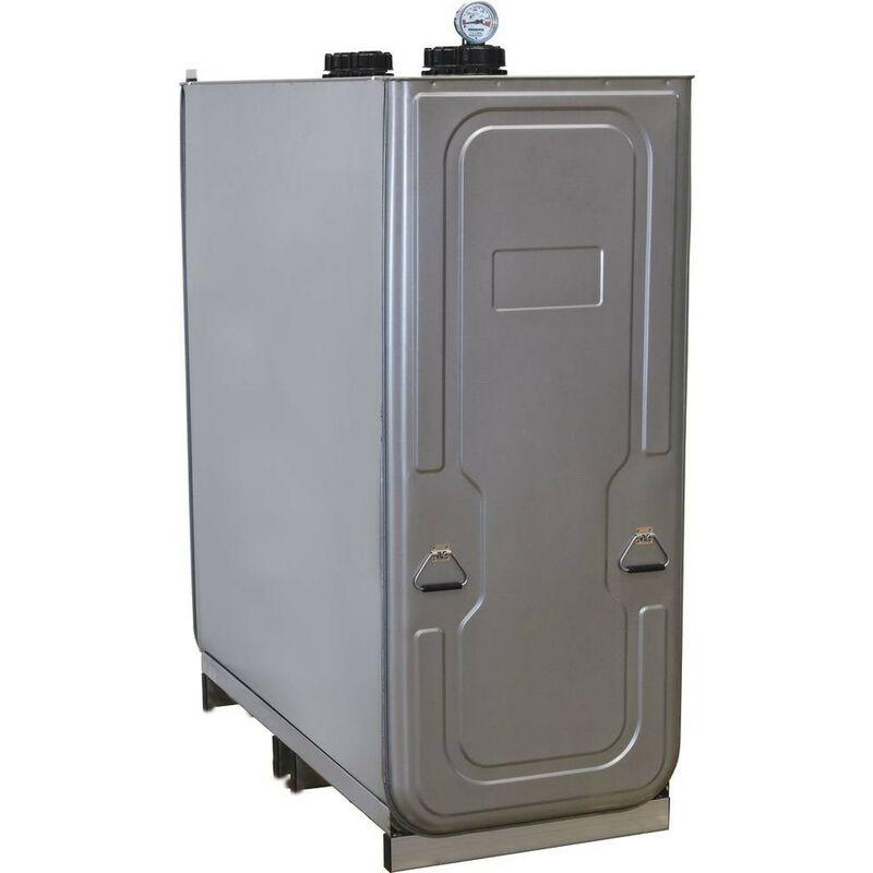 Sodilub - Cuve Réservoir avec cuvette de rétention intégrée 1500 Litres - S08370