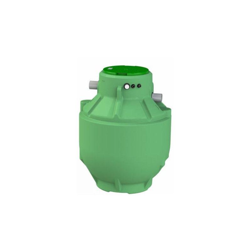 Multitanks - Cuve récupération eau de pluie Ecociter pré équipée - 1000 L