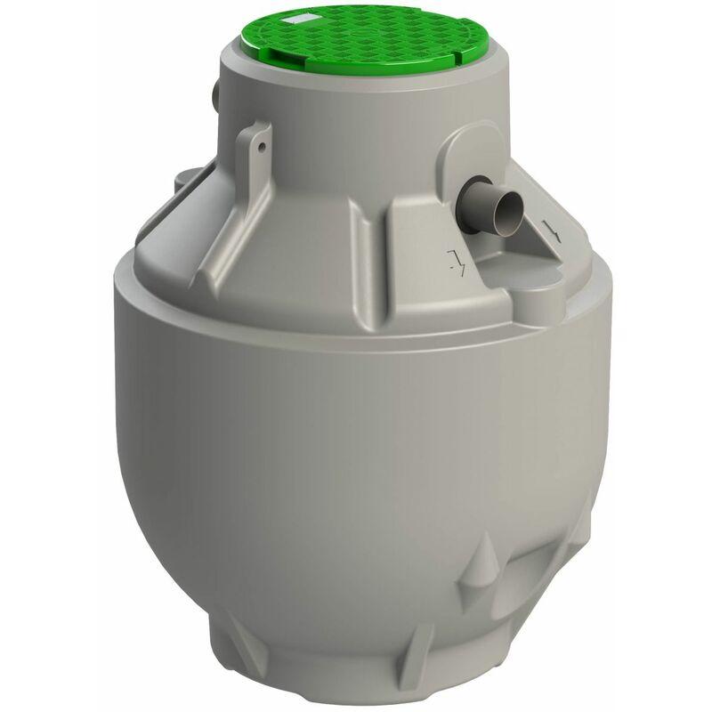 MULTITANKS Ecobase cuve de stockage d'eau de pluie basique - 1000 L