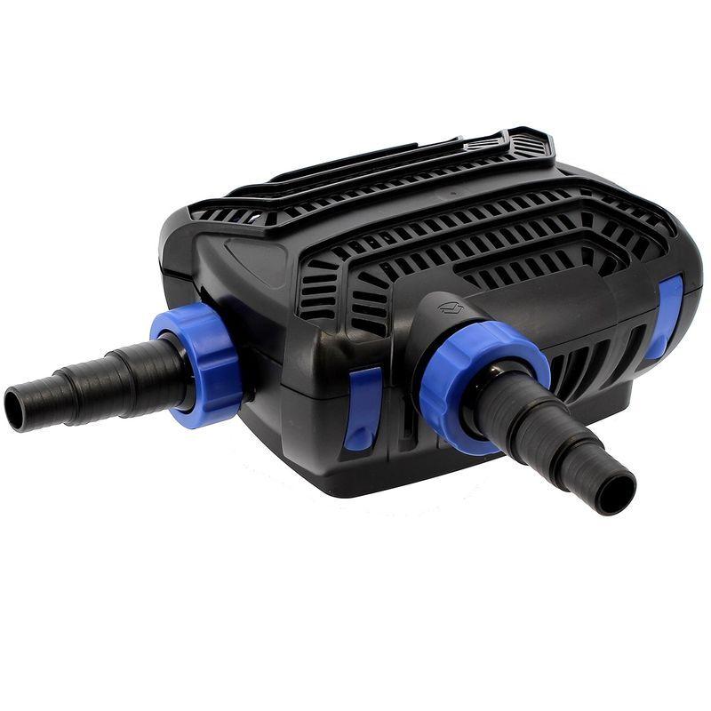 GT GARDEN Pompe de bassin 40 W - Débit max 6000 litres/heure