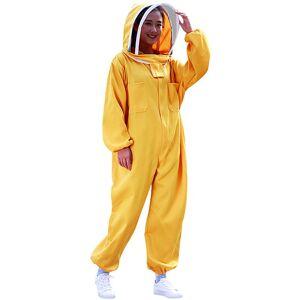 BETTERLIFE Apiculteur costume (XXL) apiculteur voile abeille costume veste équipement - Publicité