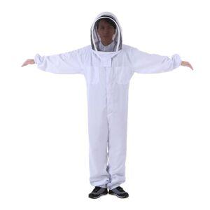 BETTERLIFE Vêtements d'apiculture (XL) outils d'apiculture vêtements d'abeille coton - Publicité