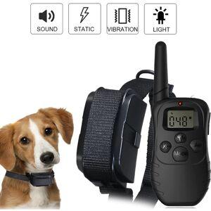 ASUPERMALL Collier De Dressage De Chiens Avec Collier A Distance Dog Shock Signal Sonore - Publicité