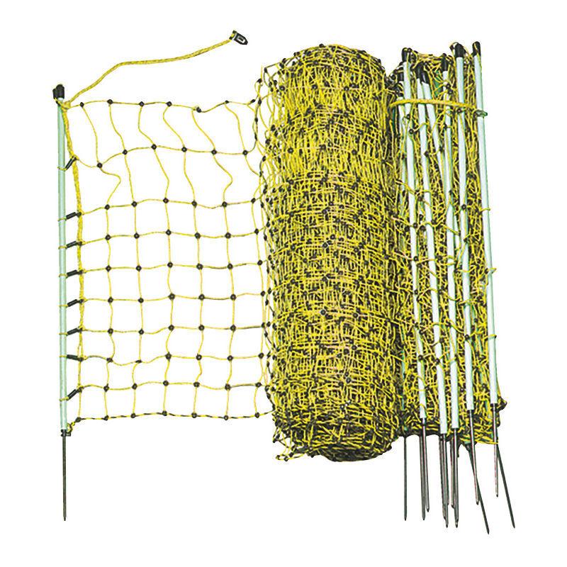 BEAUMONT Filet électrifiable, 0,65 m - 50m, pour lapin - Beaumont