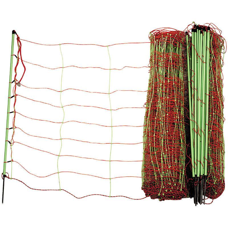 BEAUMONT Filet électrifiable Kombi, 0,90 m-50m pour mouton BEAUMONT