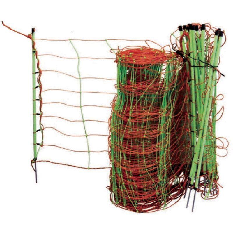 UKAL Filet cloture renard - Ukal - 50m x 105cm